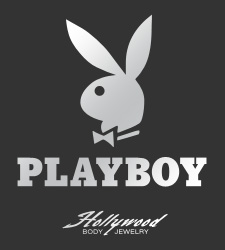 Playboy Jewelry by Hollywood Body Jewelry