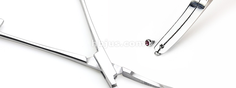 dermal anchor forcep