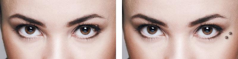 Eyebrow Body Jewelry