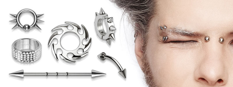 Spike Fashion Trend by Hollywood Body Jewelry