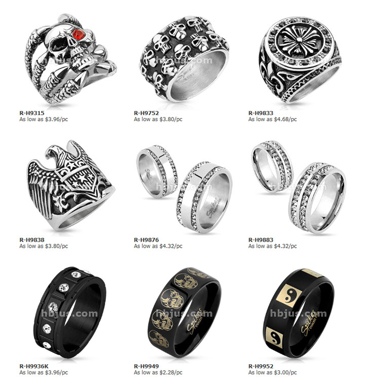 bikerrings