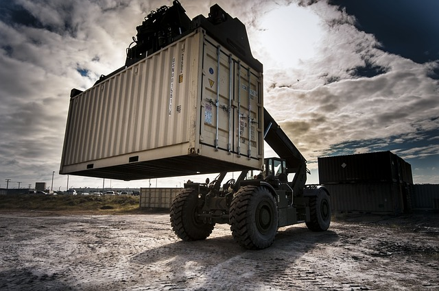 Suppliers Container