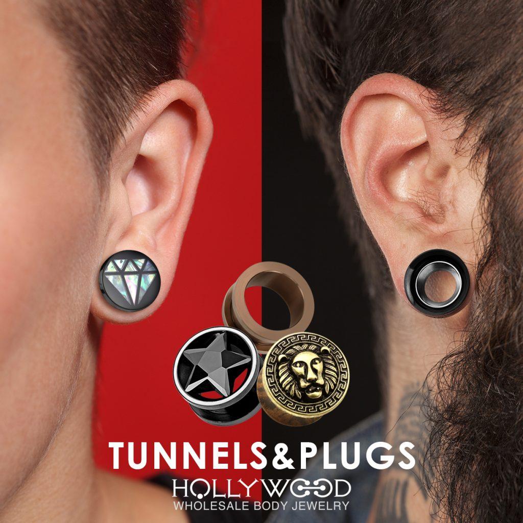 PLUGS&TUNNELS