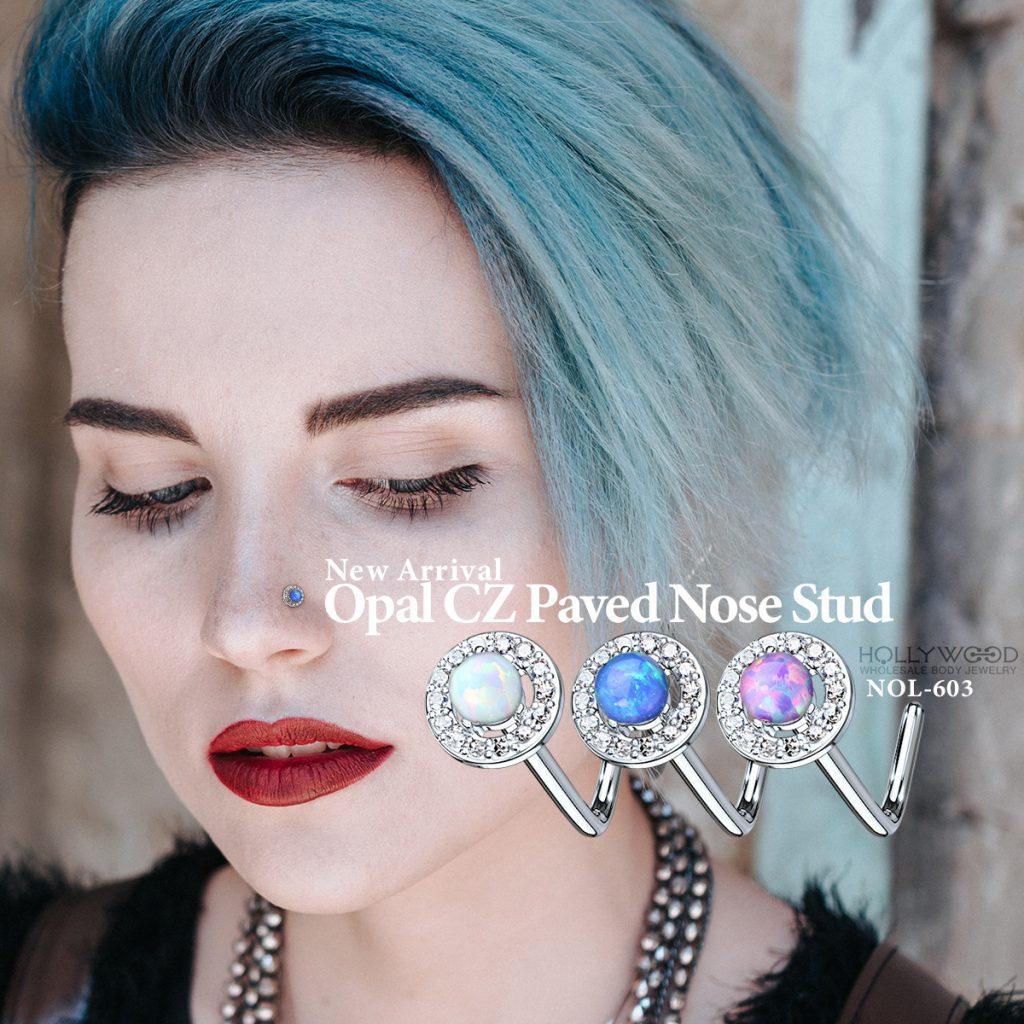 New Opal Jewelry